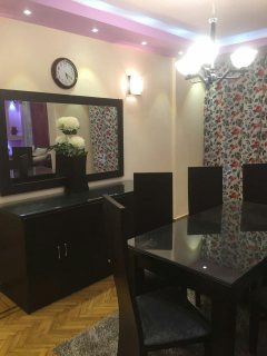 شقة مفروشة بجوار هايبر ماركت مدينة نصر للايجار