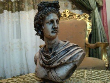 نص تمثال .. تحفة للأقتناء لأصحاب الذوق الرفيع