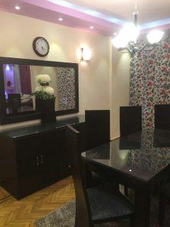 -=شقة مفروشة بجوار هايبر ماركت مدينة نصر للايجار