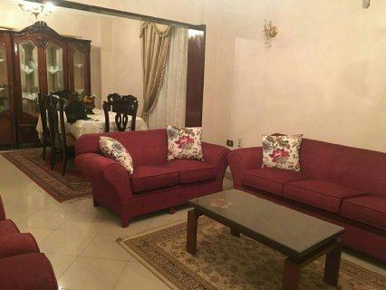 =\شقة مفروشة بفيو حديقة الدولية مدينة نصر للايجار
