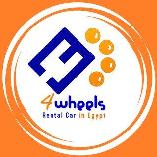 ايجار سيارات فى مصر شركة فور ويلز