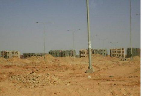 أرض للبيع بامتداد التوسعات الشمالية مدينة 6 أكتوبر455م