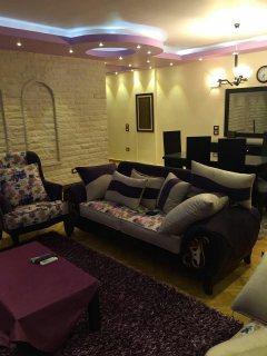فرصة شقة مفروشة بجوار هايبر ماركت مدينة نصر للايجار