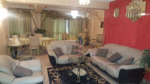 فرصة شقة مفروشة قريبة من ستارز وسنتر مدينة نصر للايجار