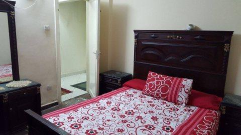 فرصة شقة مفروشة بجوار رابعة مدينة نصر للايجار