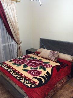 فرصة  شقة مفروشة بوسط مدينة نصر امام المول للايجار