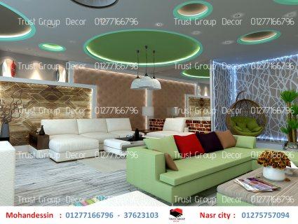 افضل شركات ديكورات وتشطيبات فى مصر  ( للاتصال 01277166796 )
