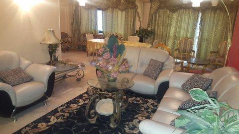 =0 شقة مفروشة قريبة من ستارز وسنتر مدينة نصر للايجار