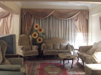 شقة مفروشة للايجار بمكرم عبيد 450 جنيه لليوم