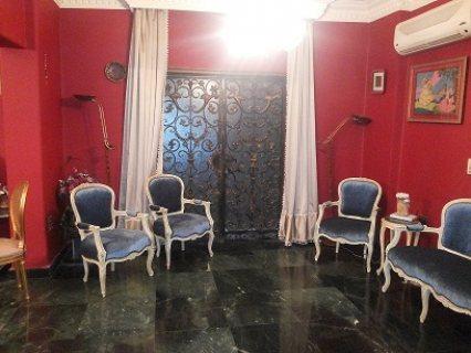 شقة مفروشة للايجار بمعز الدولة 450 جنيه لليوم