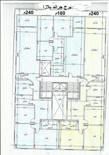 شركة البارون شقة 240م بمدينة نصر المنطقة التاسعة