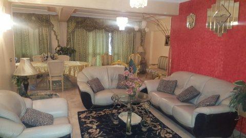 -0 شقة مفروشة قريبة من ستارز وسنتر مدينة نصر للايجار