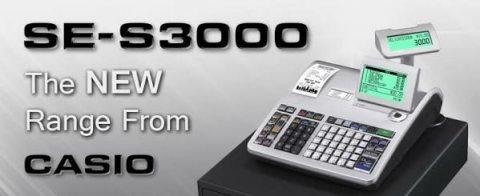 ماكينة كاشير S3000