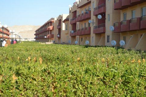 شاليه غرفتين للبيع في مينا ريزورت راس سدر