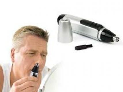 ماكينة حلاقة شعر الأنف والأذن