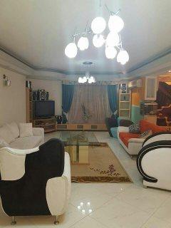 `شقة مفروشة بارقى مستوى بجانب النادى الاهلى للايجار