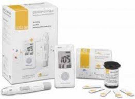 جهاز بايونيم أدق جهاز لقياس نسبة السكر في الدم