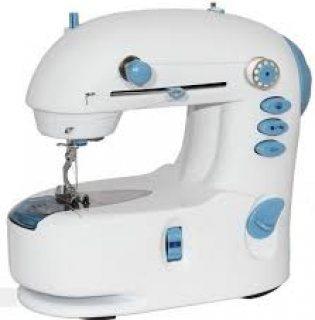 ماكينة خياطة صغيرة وعملية سنجر للطلب 01208615248