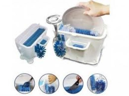 غسالة الصحون والكاسات والملاعق اليدوية Easy Dish Wash