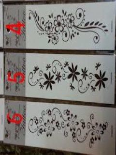 تاتوة لاصقات جديد للطلب 01208615248