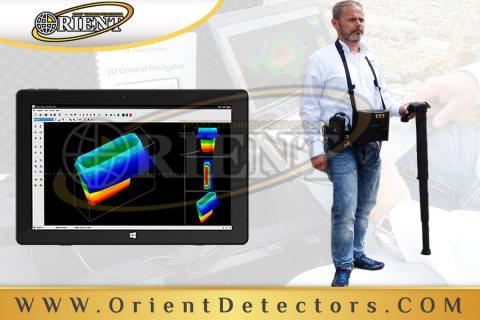 جراوند نافيجيتور احدث جهاز تصويري الماني لكشف الذهب والكنوز
