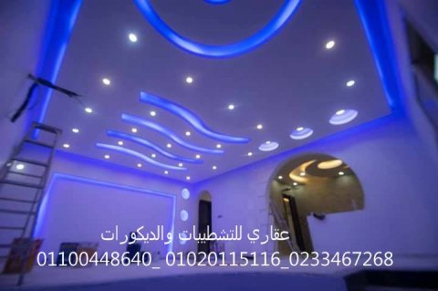شركات الديكورو التشطيب في مصر(شركه عقاري للتنميه واداره المشروعا