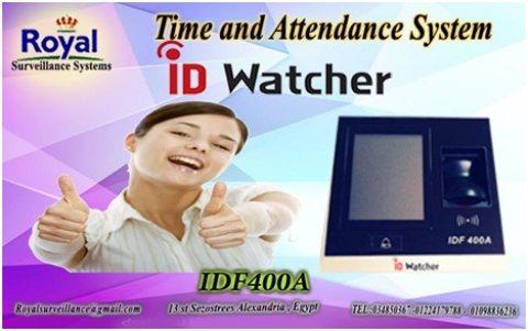 أجهزة حضور والانصراف بالبصمة و الكارت ماركة ID WATCHER