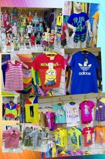 للبيع  ملابس اطفال بواقى تصدير جملة الجملة للتجار والموزعين
