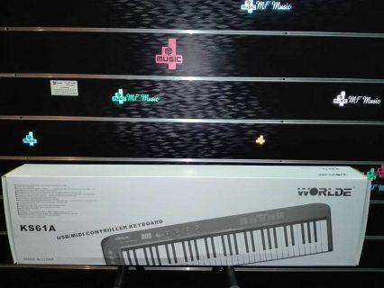 الان من ام اف ميوزك MIDI KEYBOARD KS61A