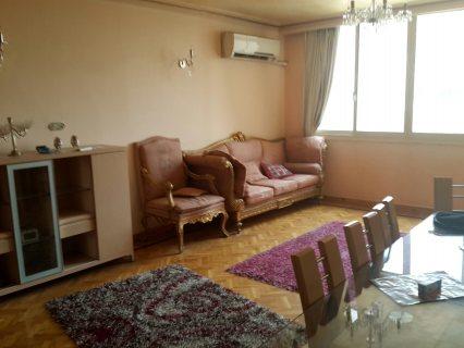 للتميز والفخامة شقة مفروشة للايجار450ج بمدبنة نصر