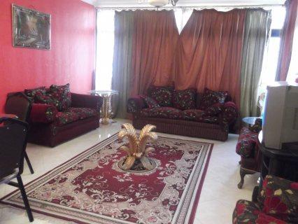 للتميز والفخامة شقة مفروشة للايجار 350ج باول مكرم