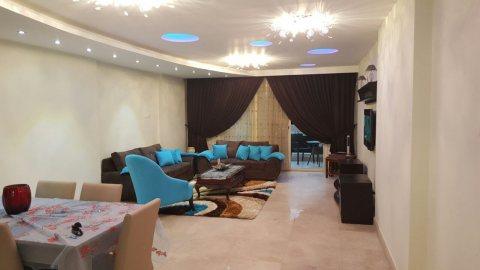 للتميز والفخامة شقة مفروشة للايجار بجوار سيتى ستارز1300ج