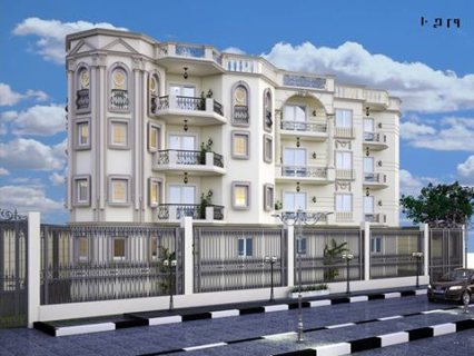 شقة للبيع فى ارقى احياء الشيخ زايد