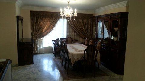 فرصة شقة مفروشة للايجار بشارع حسنين هيكل