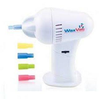 جهاز شفط و تنظيف الأذن من الشمع Wax Vac