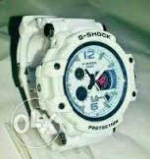اشتري ساعة كاسيو اليابانيىة فيرست كوبي G- shock