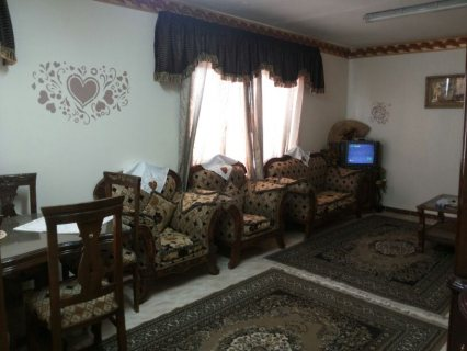 للتميز والفخامة شقة مفروشة هايلة للايجار باول عباس