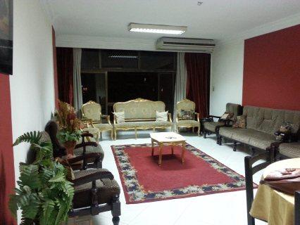 للتميز والفخامة شقة مفروشة هايلة للايجار بمدينة نصر