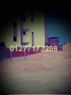 جديد للبيع ارض 209م2 قرعة 2012 برج العرب الجديدة