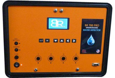 اجهزة كشف المياه الجوفيه و  br 700 _ pro