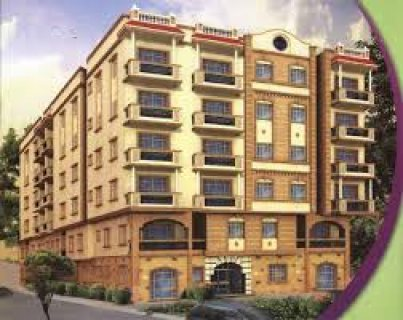 شقة كمبوند طيبة جاردينز المرحلة الثالثة 153 م