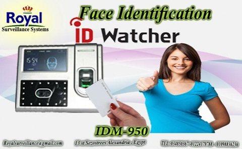 أجهزة حضور والانصراف بالبصمة و الكارت IDM-950