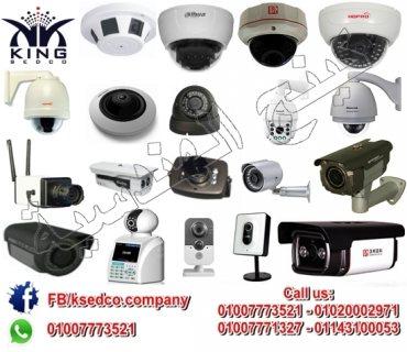 كاميرات المراقبة عن بعد