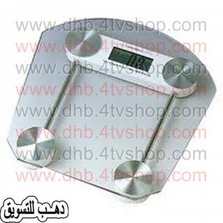 ميزان شخصي ديجيتال لقياس الوزن بكل سهولة في المنزل