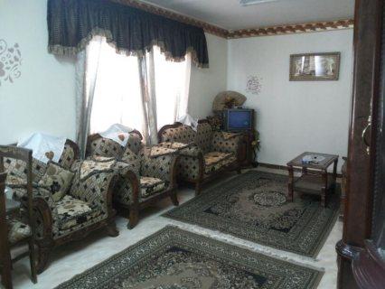 =لعشاق الهدوء شقة مفروشة للايجار بطريق النصر