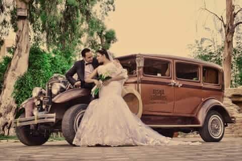 السيارة الملكية سيارة الملك فاروق للايجااار في الزفاف او التصوير