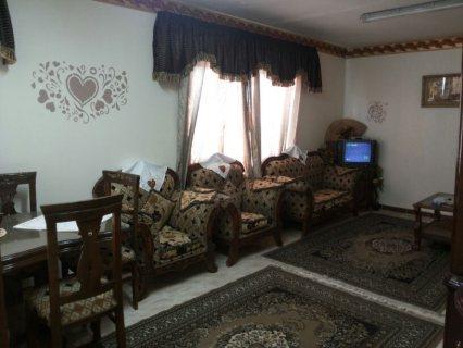 0لعشاق الهدوء شقة مفروشة للايجار بطريق النصر
