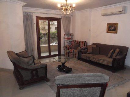 شقة    مفروشة    للايجار  بشارع معز الدولة من مكرم عبيد الرئيسي