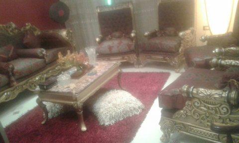 -\لعشاق الهدوء شقة مفروشة للايجار بين عباس ومكرم