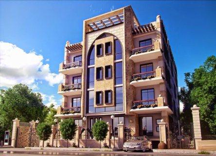 شقة للبيع بالحي الرابع بأكتوبر 140 متر